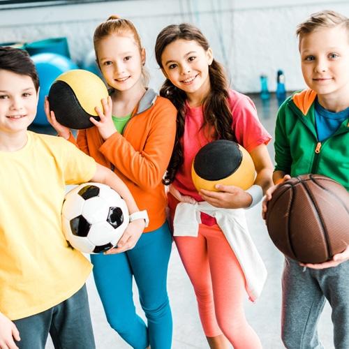 sportkamp kids